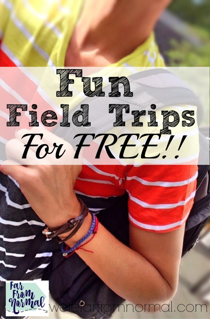 Do you love field trips It doesn't always have to cost a lot of money to go on a great trip. Check out these tips for field trips that cost $0!