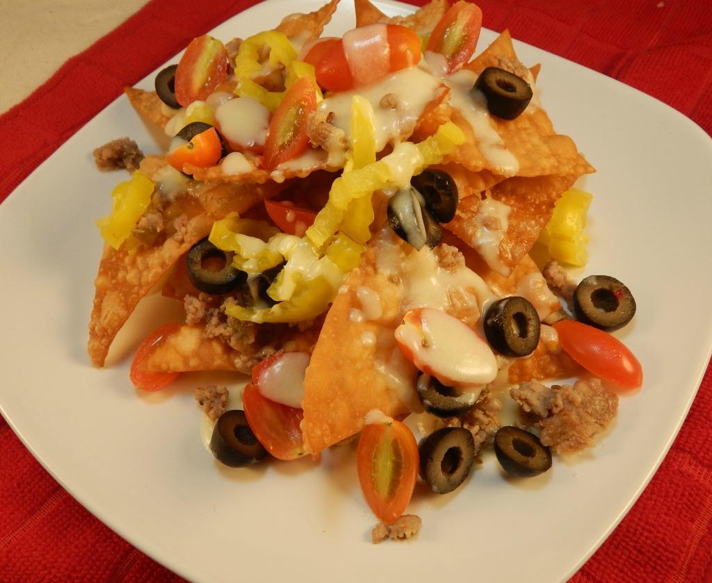 itilian nachos