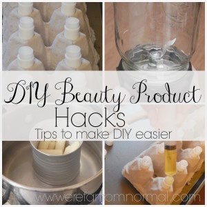 DIY Beauty Hacks