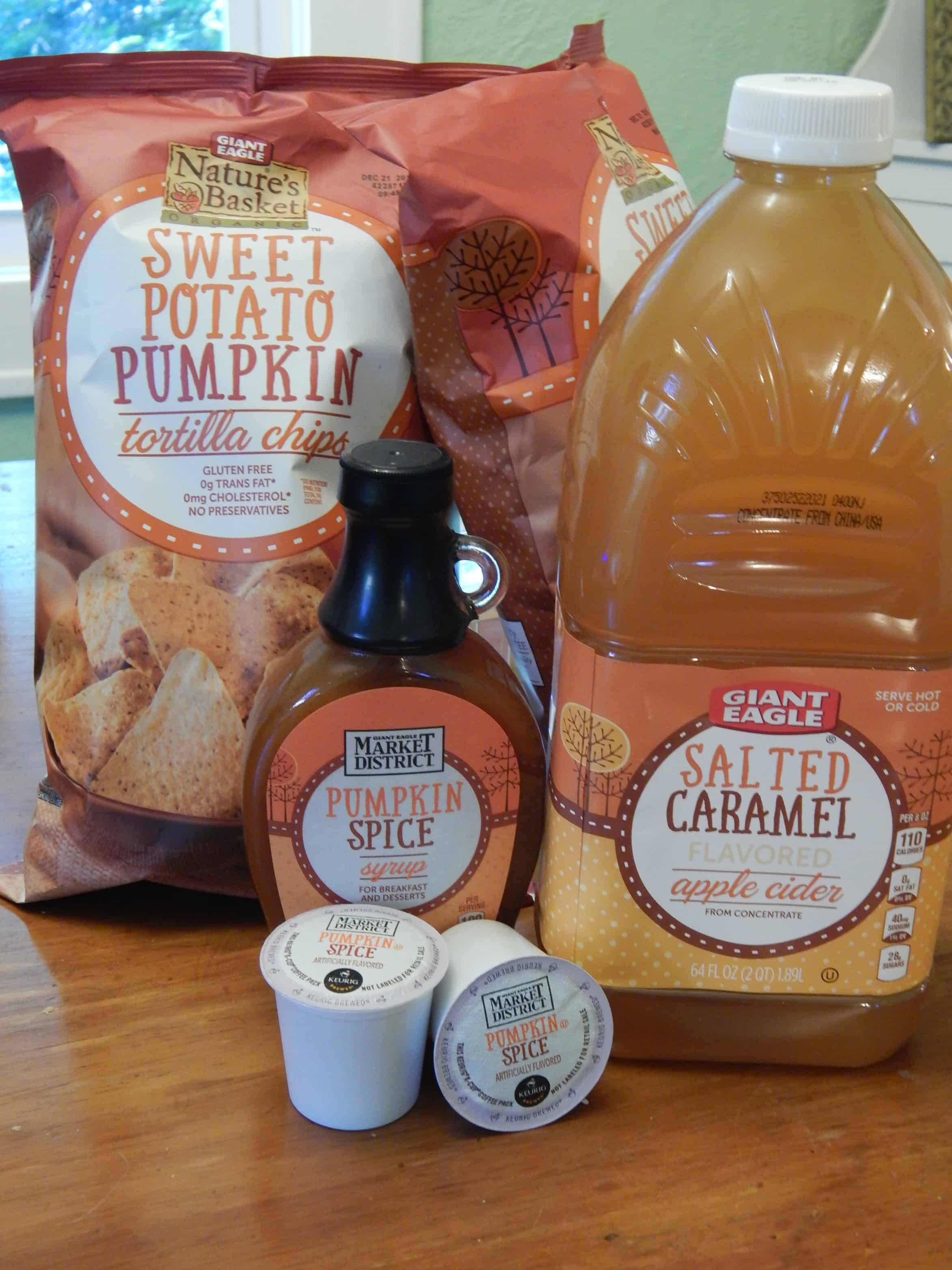 Giant Eagle Flavors of Fall