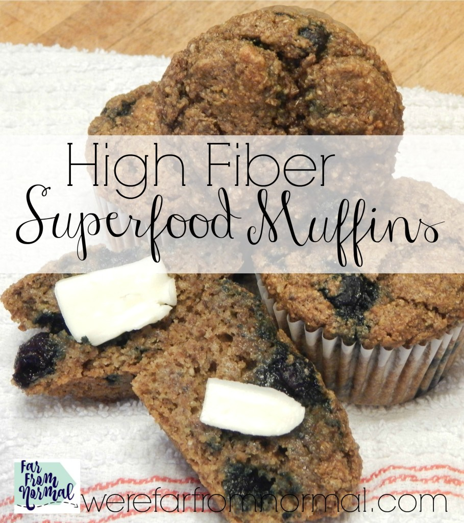 These muffins are so delicious it's hard to believe they are healthy! They are full of superfoods like coconut oil and blueberries, so good for you and they taste great!