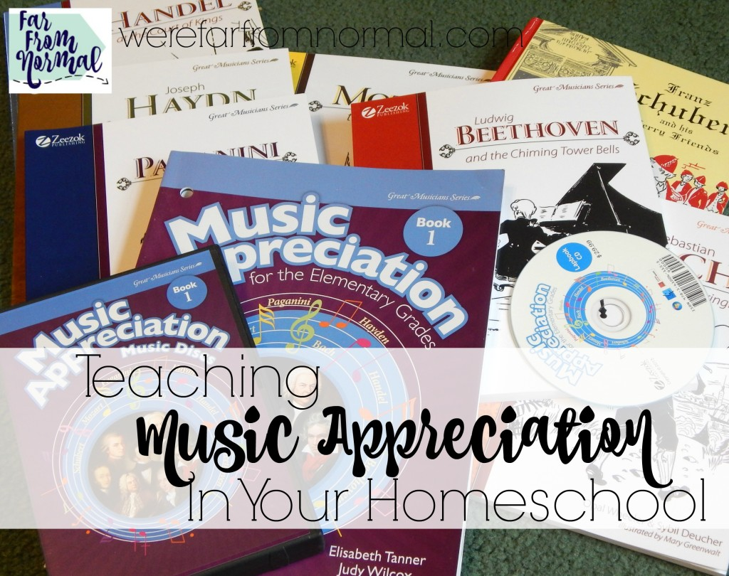 I can't say enough about how much I love this Music Appreciation curriculum! It is so easy to use, incorporates so many other subjects and is fun for the kids!!