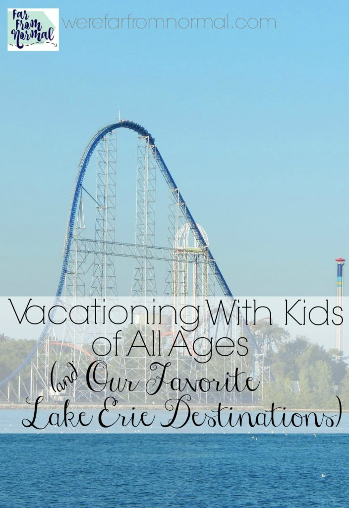 With kids that are 8, 14 & 18 sometimes finding vacation activites that everyone will enjoy is hard! These are great ideas to ke