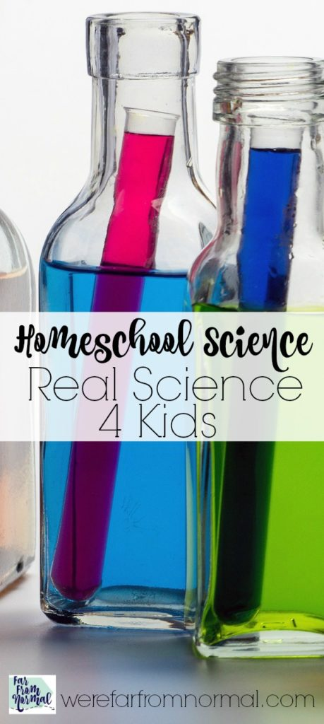 Looking for an amazing science program for your homeschool Check out Real Science 4 Kids!