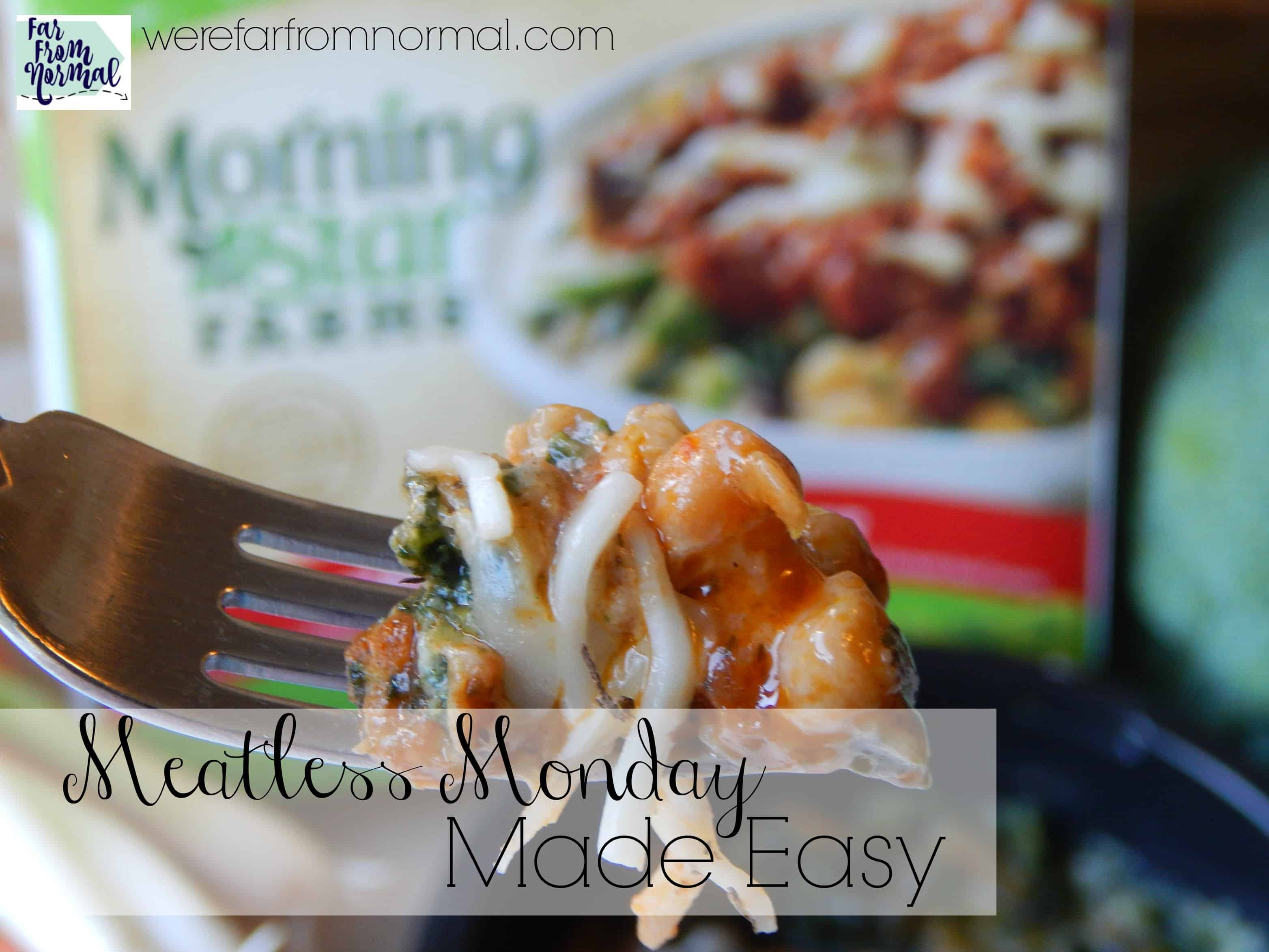 Meatless Monday Made Easy