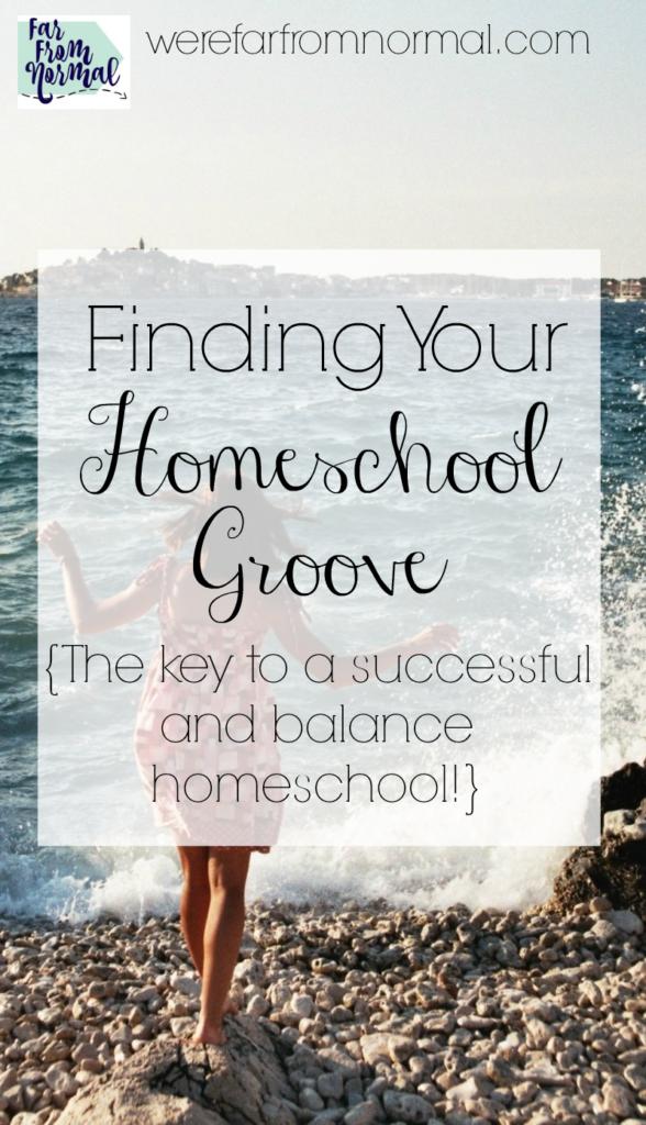 finding-your-homeschool-groove