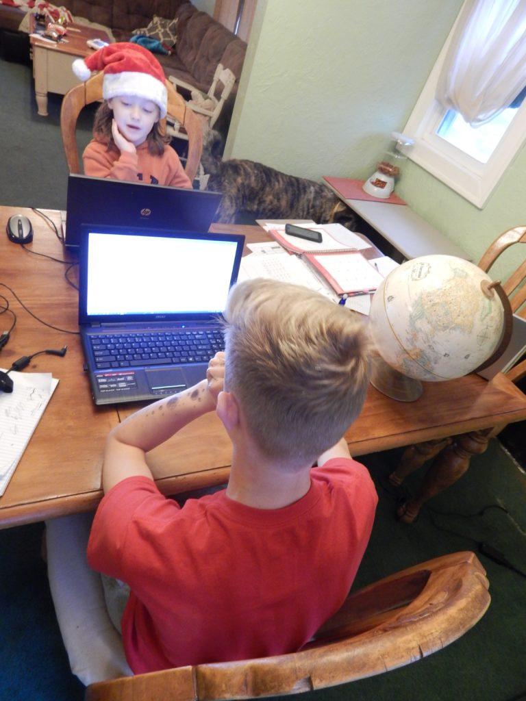 online homeschool standardized testing