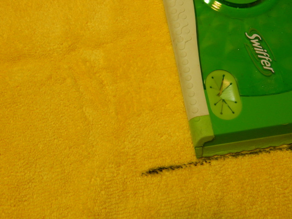 homemade swiffer cloths microfiber