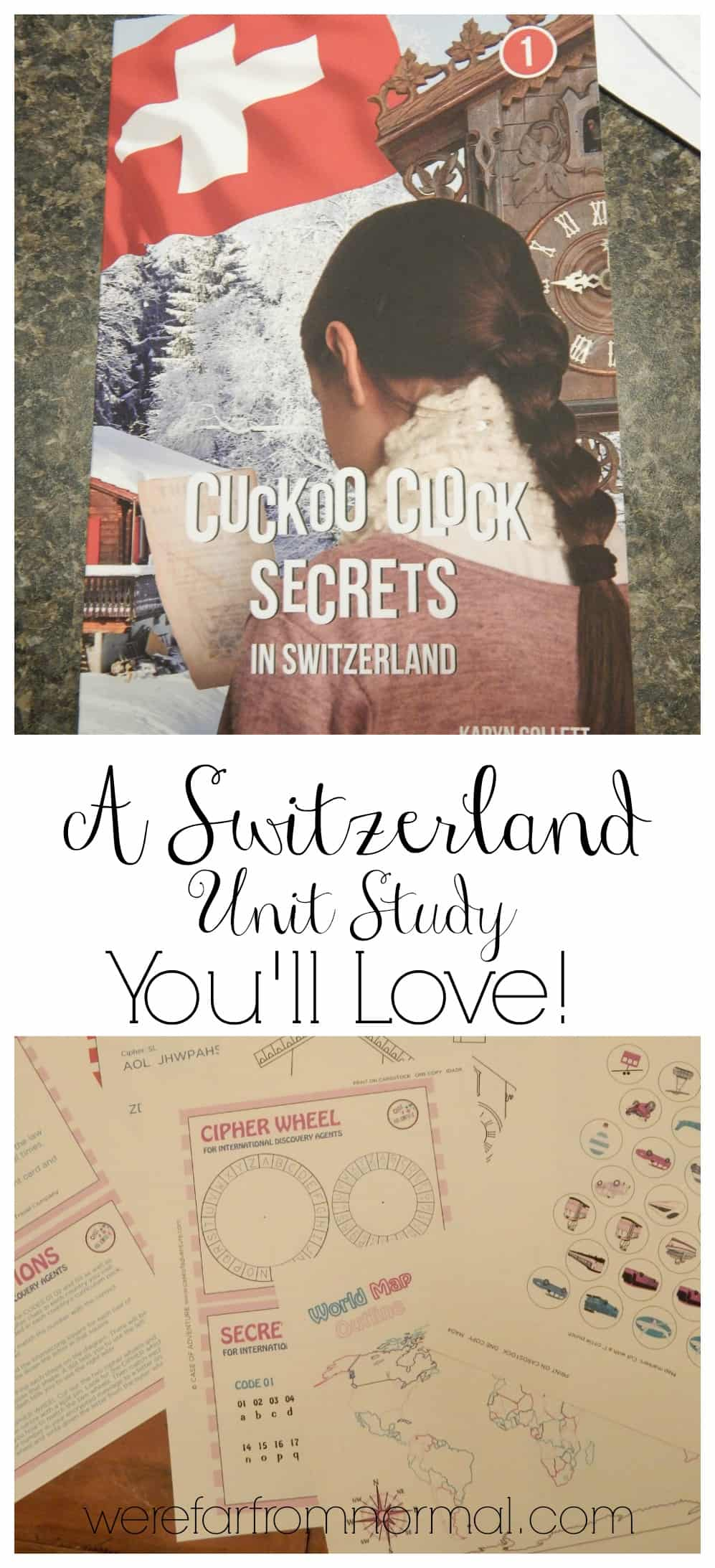 A Switzerland Unit Study You Ll Love Far From Normal