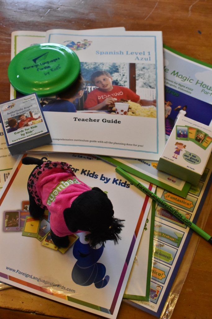 Awesome Homeschool Spanish Curriculum You'll Love! | Far From Normal