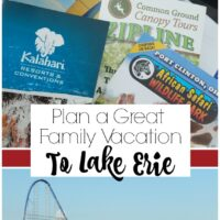 Plan a Great Lake Erie Family Vacation