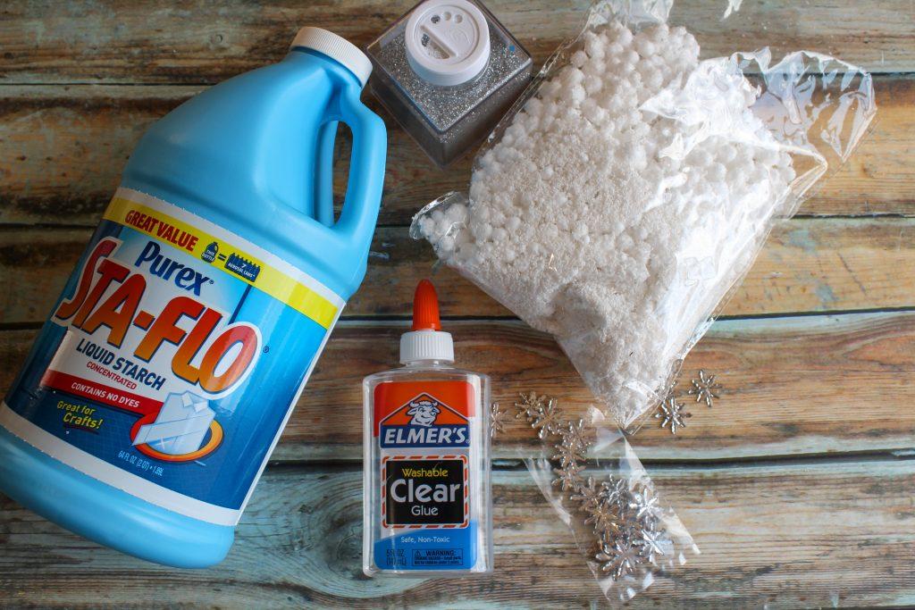 snow slime ingredients