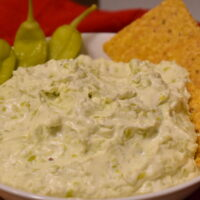 Delicious Creamy Pepperoncini Dip