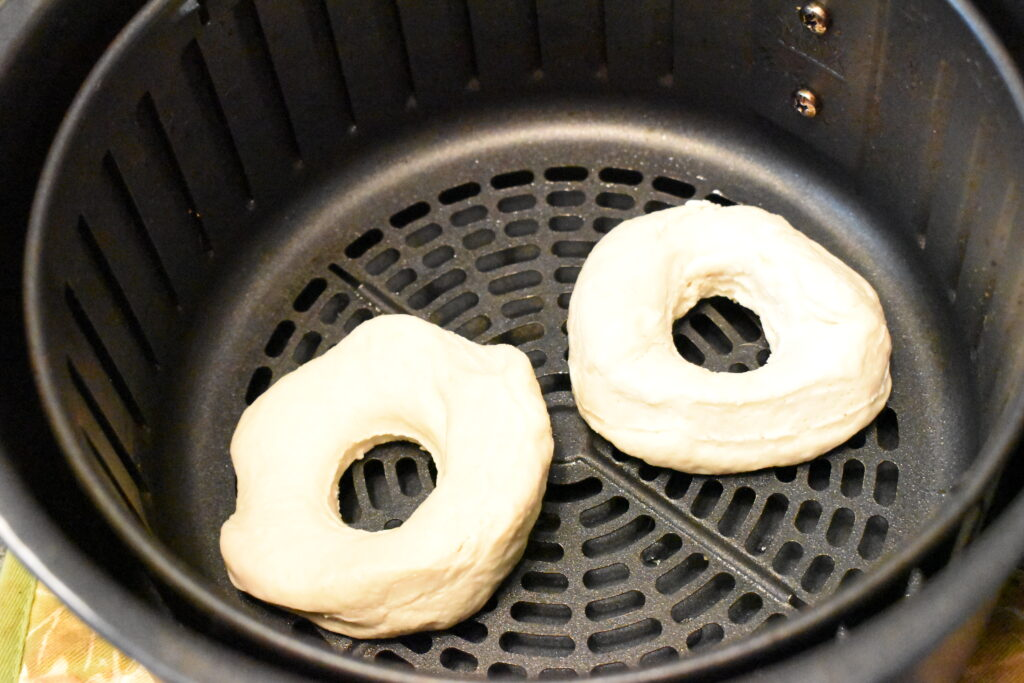 biscuit donuts in the air fryer