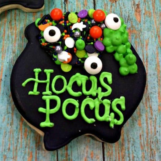 hocus pocus cookies