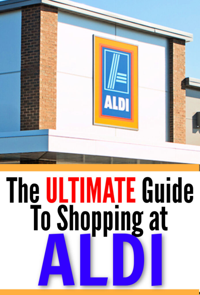 Guide to shopping at Aldi