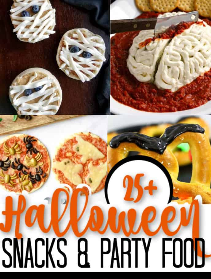 Halloween Snacks & Party Food