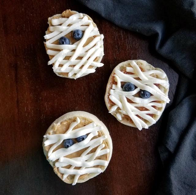 Mummy English Muffins