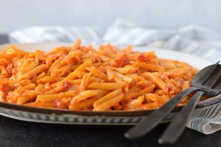 Creamy Pomodoro Sauce Recipe