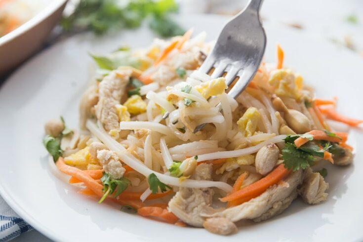A Deliciously Easy Pad Thai Recipe