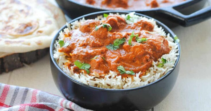 Chicken Tikka Masala: Luscious, Creamy and Packed with Flavor