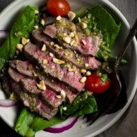 15 Minute Thai Beef Salad Recipe