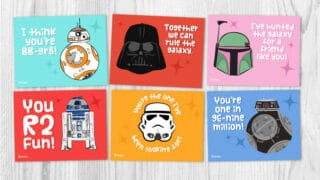 Free Printable Star Wars Valentines Every Fan Will Want