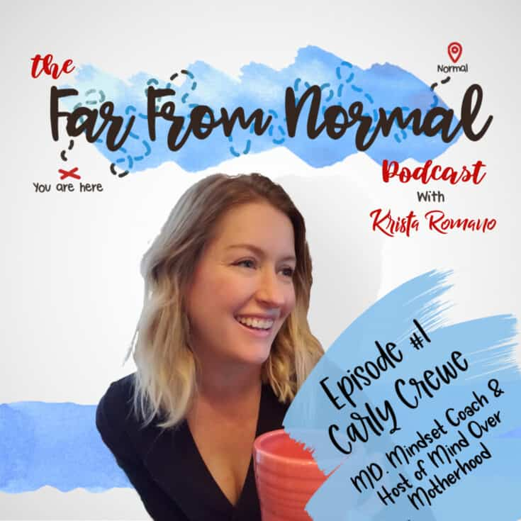 Podcast Episode 1- Carly Crewe