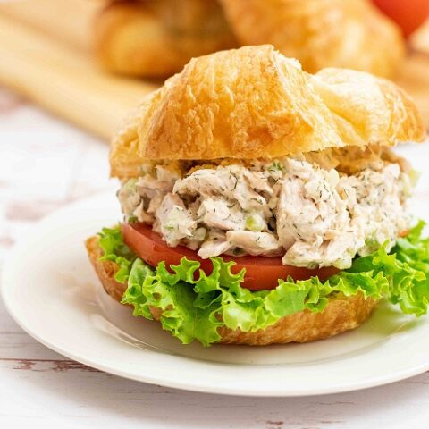 Easy & Delicious Tuna Salad