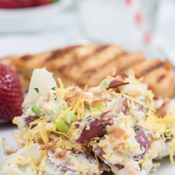 Delicious Loaded Potato Salad